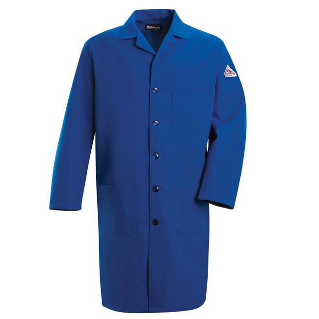 Bulwark FR Flame Resistant Lab Coat - Nomex IIIA - KNL2 Royal Blue