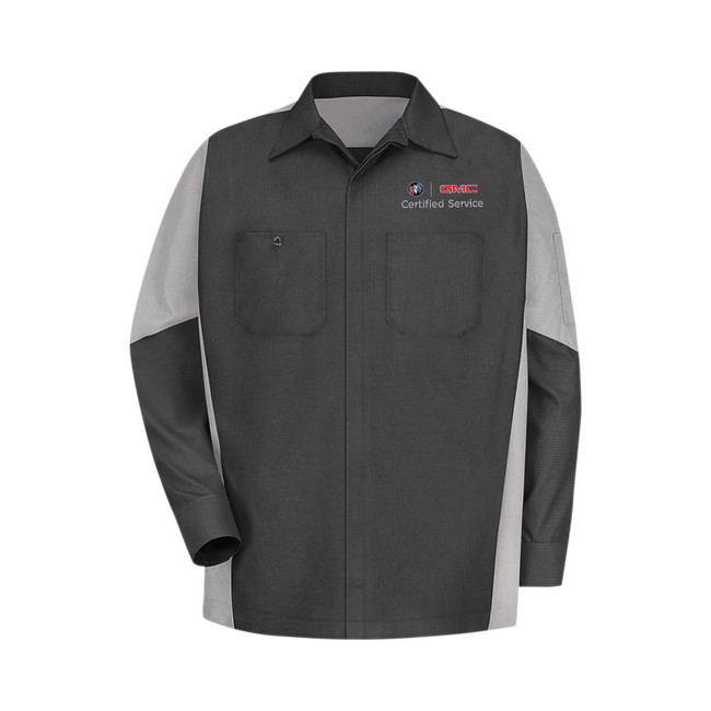 Buick GMC Long Sleeve Crew Shirt - 1922CG