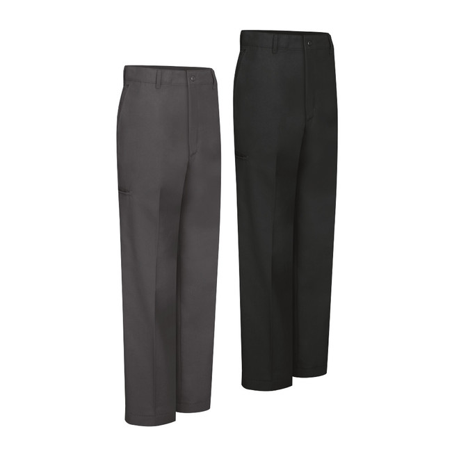 Cell Phone Pocket Pants in Black and Charcoal