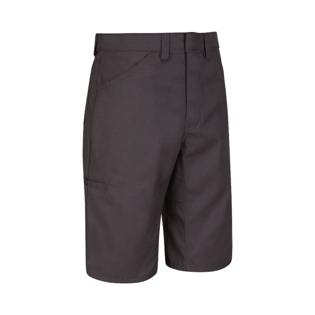 Lightweight Crew Shorts in Charcoal - PT4LCH Front
