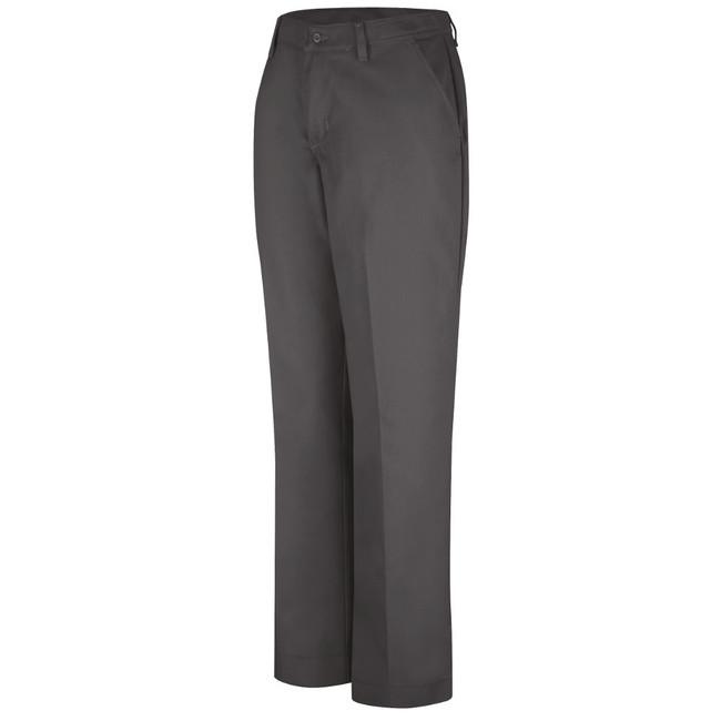Charcoal Women's Technician Pant - PT21CH Front View