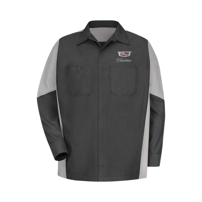 Cadillac Long Sleeve Crew Shirt - 1921CG