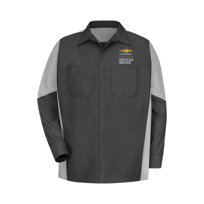 Chevrolet Long Sleeve Crew Shirt - 1924CG