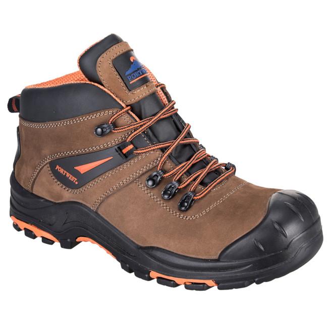 Portwest Montana Hiker Boot EH - UFC69 Brown