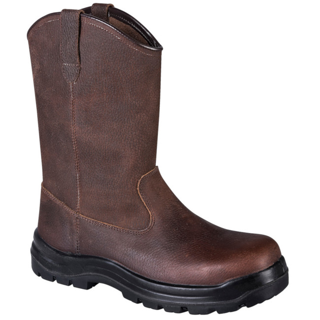 Portwest Indiana Rigger Boot EH - UFC13 Brown