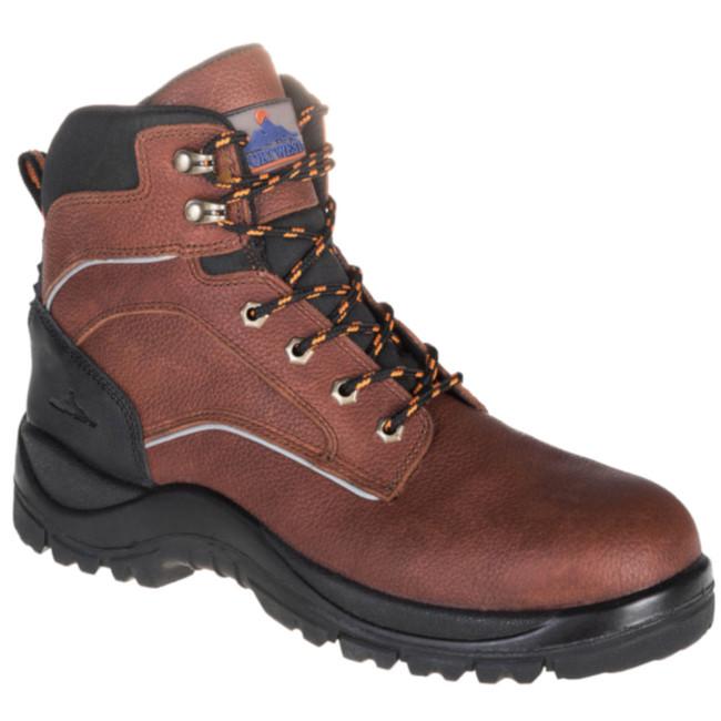 Portwest Steelite Ohio Safety Boot EH - UFT69 Brown