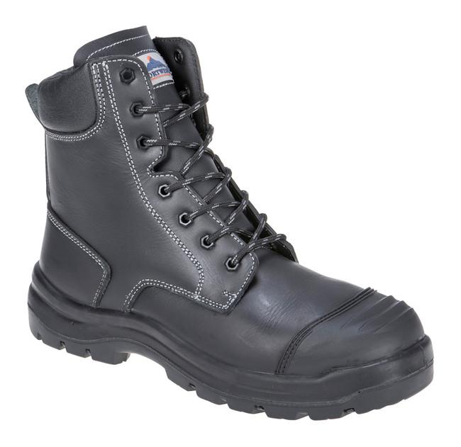 Portwest Eden Safety Boot - FD15 Black