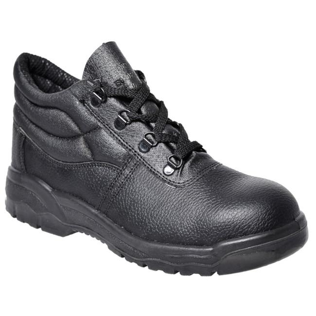 Portwest Steelite Protector Boot - FW10 Black