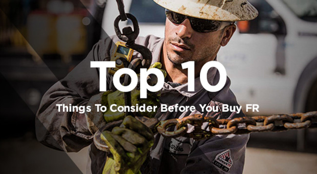 Top 10 Things To Consider Before You Buy FR