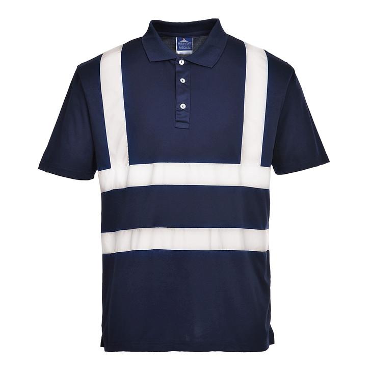 Portwest Iona Polo Shirt - F477 Navy
