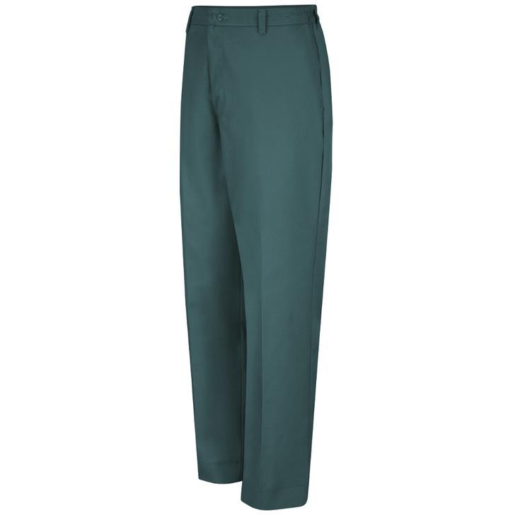 Red Kap Men's Elastic Insert Work Pant, Spruce Green - PT60SG