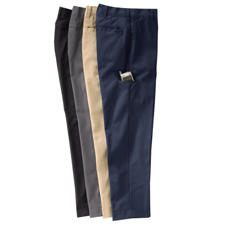 Red Kap Mens Cell Phone Pocket Pant
