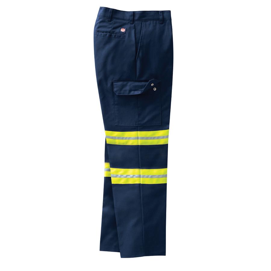 Red Kap Enhanced Visibility Cargo Pant - PT88EN