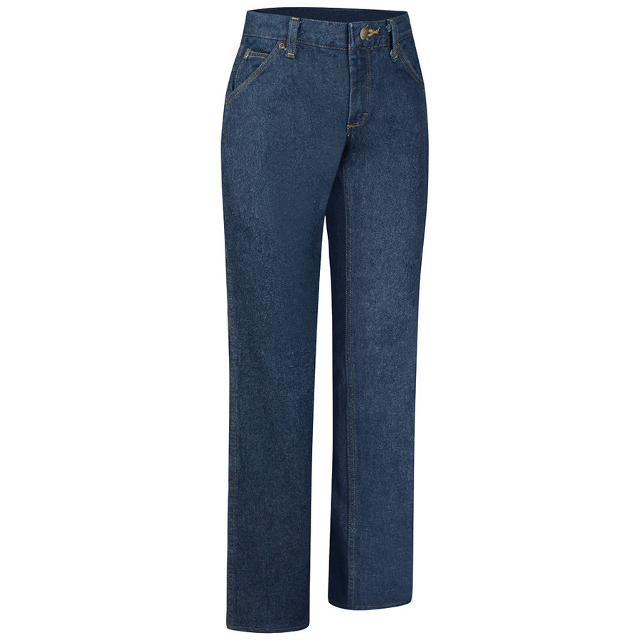 Red Kap Women's Straight Fit Jean - PD63
