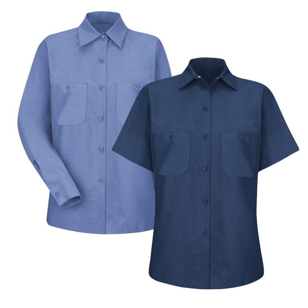 688c5b66 Red Kap Women's Industrial Work Shirt - SP23 / SP13