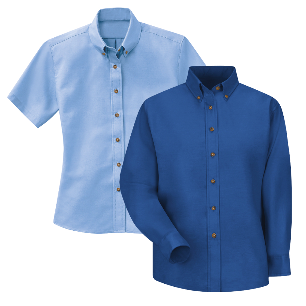 e07c42d4 Womens Dress Shirts - Red Kap SP81 or SP91 - Free Shipping