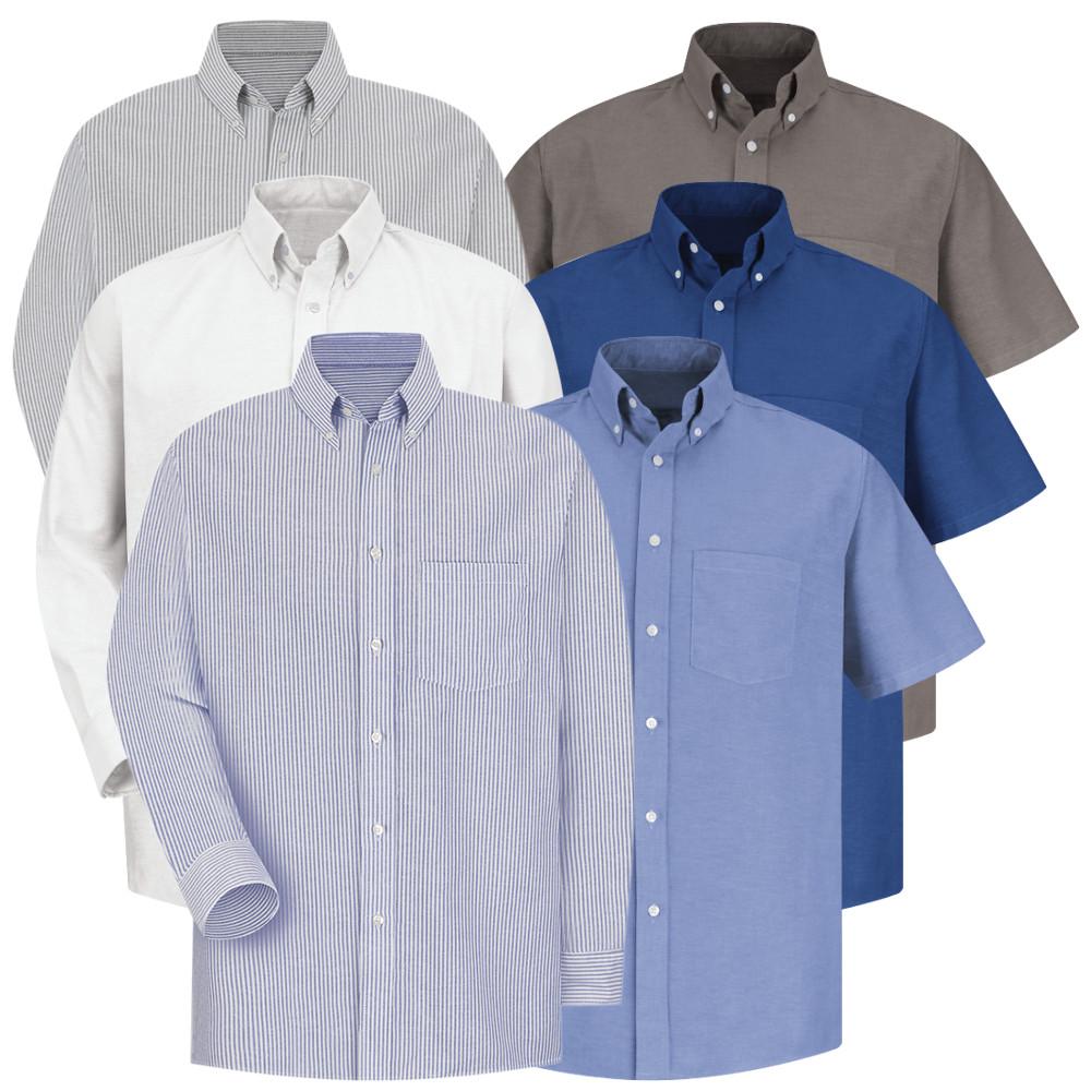 e0710f11cd0 Red Kap Men s Executive Oxford Dress Shirt - SR60   SR70