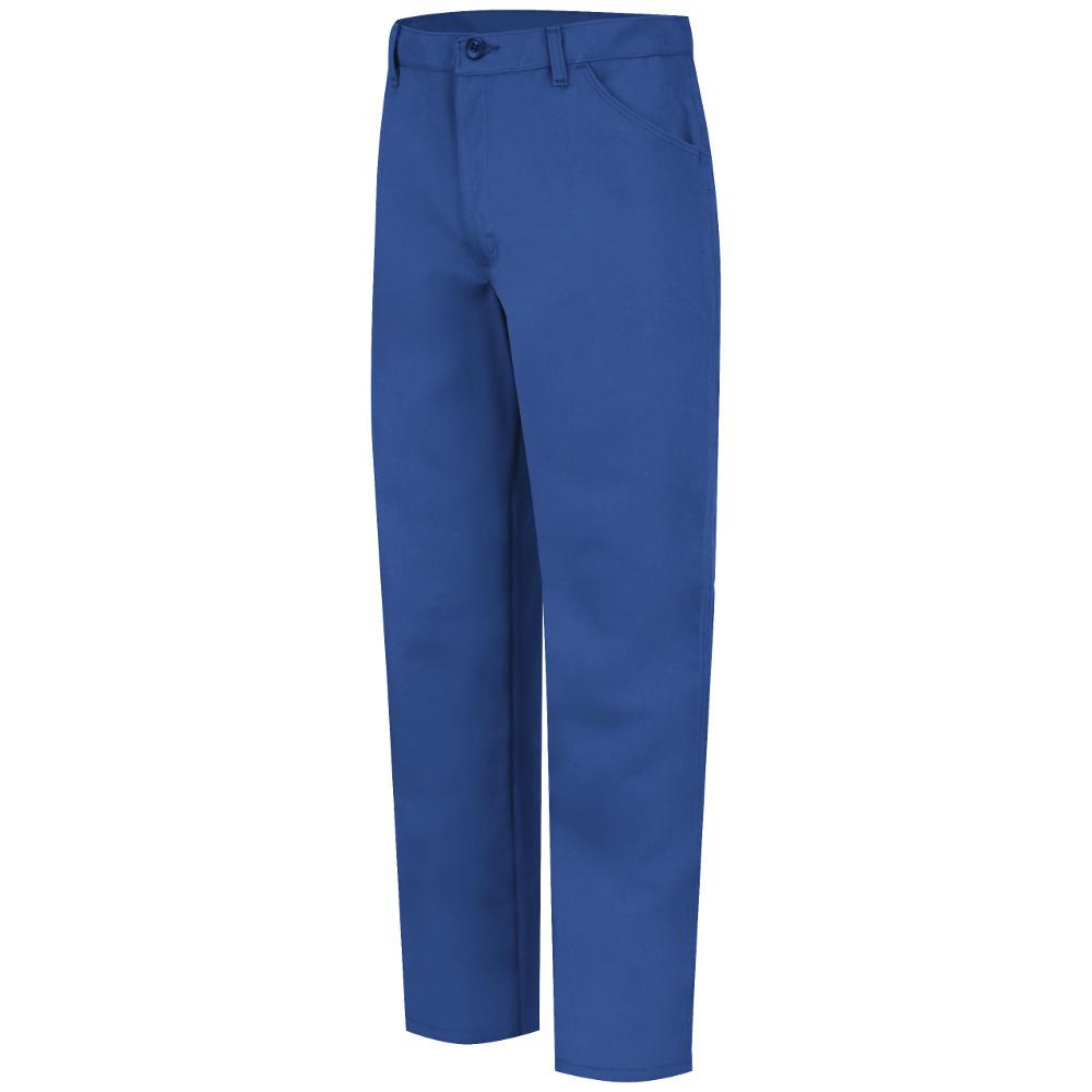 154a5f11b619 Bulwark FR Flame Resistant Jean-Style Pant - Nomex IIIA - PNJ8 Royal Blue