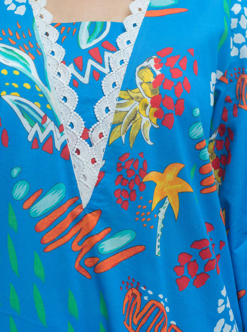 Beechtree 2 Piece Custom Stitched Suit - Blue - LB17269