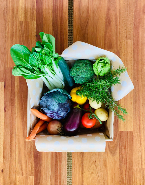 Large Veggie Box (Vegetables Only - $69)