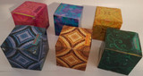 Designer Paper Note Cubes 3.5'' X 3.5'' 600+ Sheets/Box, Select: Design on Box