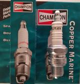 Champion Marine Spark Plug L77JC4 #821-M Replaces L4G L77J4 L77JC W250T1 W280S1S