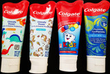 Colgate Cavity Protection Toothpaste 3.5 Oz, Select: Fluoride Mint or Kids Bubble Fruit