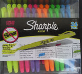 Sharpie Accent Highlighters Smear Guard Select Your Preferred Color(s)