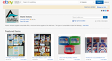 We are a top-rated ebay seller!