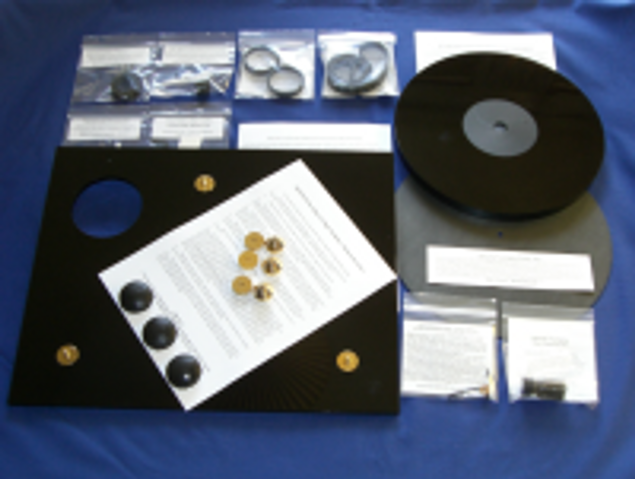 Turntable Upgrade Kits