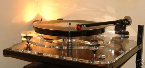 Arezzo Kinetic Turntable