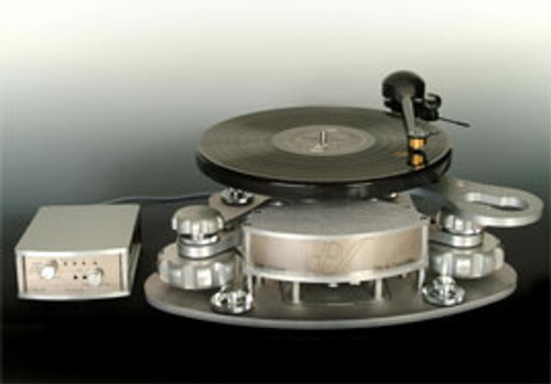 EAR Master Disk Turn Table