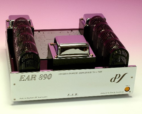 EAR 890 Parallel Push Pull 8 Valve Power Amplifier