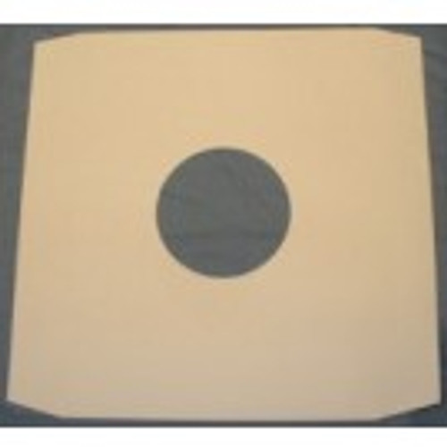 "100 12"" LP Inner Sleeves (Paper)"