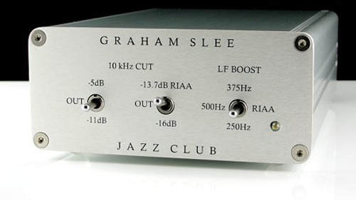 Graham Slee - Jazz Club 78/RIAA Equalizer - PSU1
