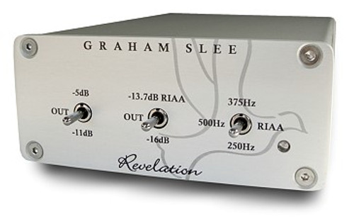 Graham Slee - Revelation Line Phono Pre-Amp Green PSU