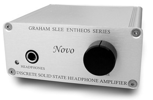 Graham Slee - Novo Headphone Amp Green PSU