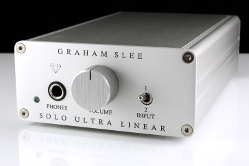 Graham Slee - Solo Ultra-Linear Headphone Amplifier PSU1