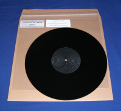 SRM Tech Acrylic Platter Mat