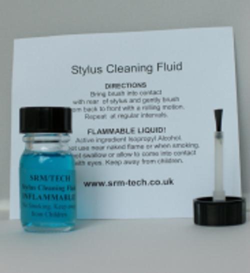 SRM Tech Stylus Cleaning Fluid