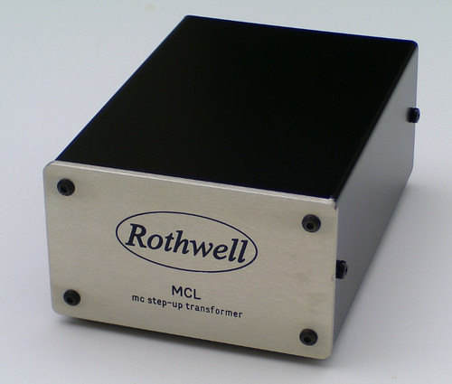 Rothwell MCL Moving Coil Step Up Transformer
