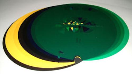 Spacer Mat & Full Set of Ringmat Spacers 2.5mm