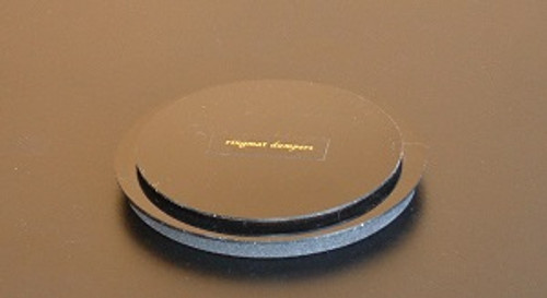 Cabinet Vibration Absorption - Ringmat Dampers (Two Single Dampers)