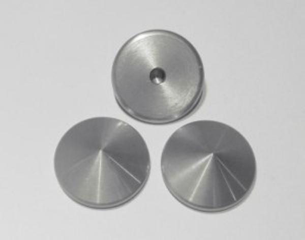 J A Michell Tenderfeet (3 Small) Silver