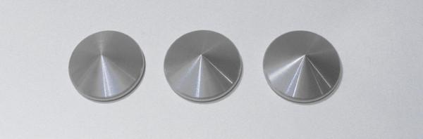 J A Michell Tenderfeet (3 Large) Silver