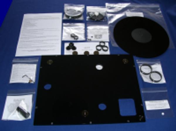 SRM Tech Ultimate Linn LP12 Enhancement Kit with Silent Base