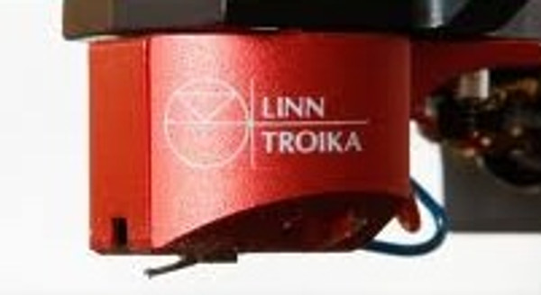 Rebuilt Troika Cartridge.  the most famous Linn cartridge of all time!