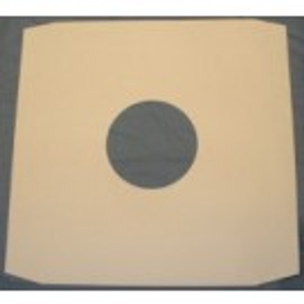 """500 12"""" LP Inner Sleeves (Paper)"""