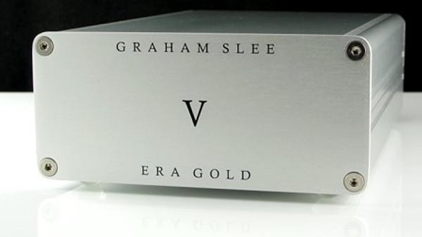 Era Gold V moving magnet phono stage Green PSU