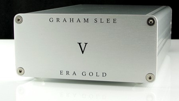 Era Gold V moving magnet phono stage Green PSU
